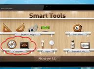 智慧指南針漢化版 Smart Compass Pro V2.4.3