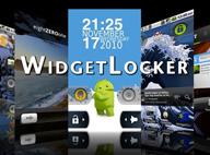 鎖屏界面定制 WidgetLocker Lockscreen V2.4beta3