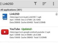 套用遷移 Link2SD V3.2