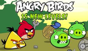 憤怒鳥Angry birds全集