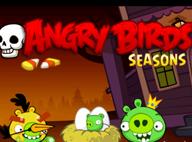 憤怒鳥:鬧鬼的屋子Angry Birds:Haunted Hogs V3.0.1