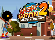憤怒的老奶奶2 Angry Gran 2 V1.0.6
