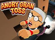 憤怒的老奶奶向前沖 Angry Gran Toss V1.0.5