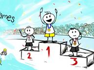 涂鴉夏季奧運會 Doodle Summer Games HD V1.0.7