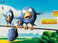 電線上會說話的小鳥 Talking Birds On A Wire
