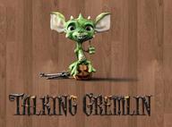 會說話的小鬼 Talking Gremlin V1.2