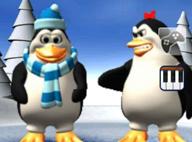 會說話的企鵝兄弟 Talking Pengu and Penga Penguin V2.5