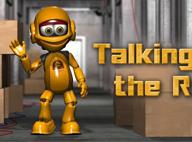 會說話的機器人Talking Roby Free V
