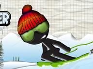 火柴人滑雪 Stickman Ski Racer V2.0