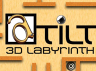 三維重力迷宮 aTilt 3D Labyrinth V1.5.3