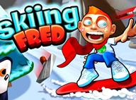 弗雷德滑雪 Skiing Fred V1.0.5a
