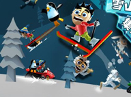 滑雪大冒險中文版 Ski Safari V2.0.5