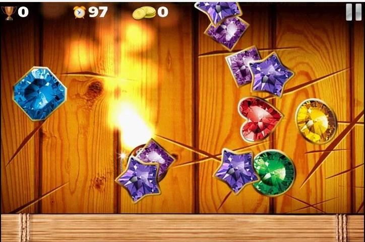 切寶石 Ninja vs Jewels V4.0