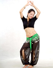 簡易肚皮舞教學 讓你塑腰又瘦臂