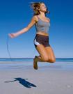 跳繩能瘦腿嗎